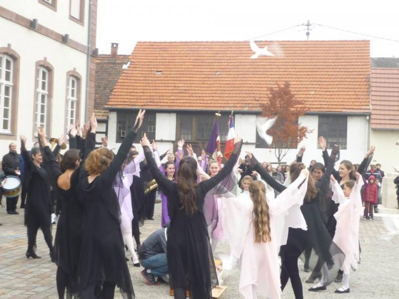 danse des filles 11 novembre 2014-2